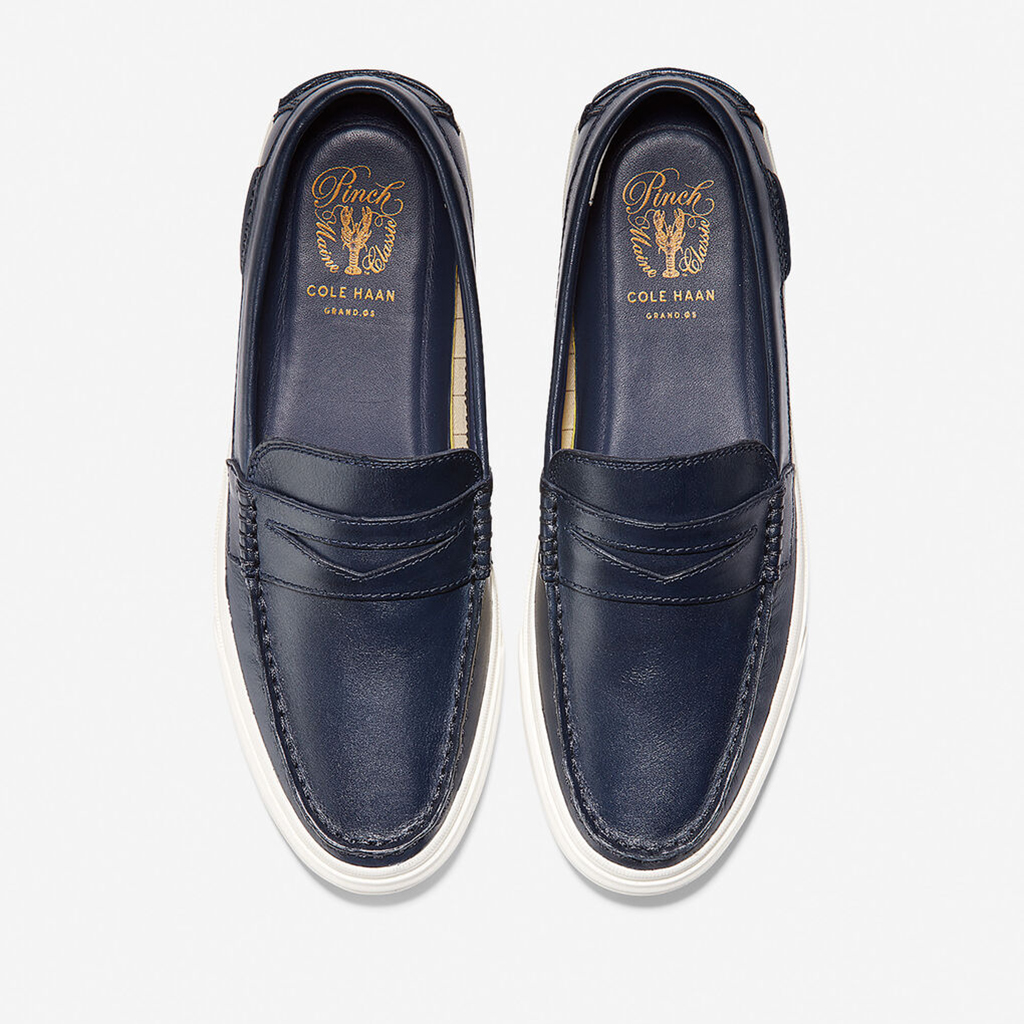 Giày Cole Haan Pinch Weekender LX Penny (Xanh Navy)