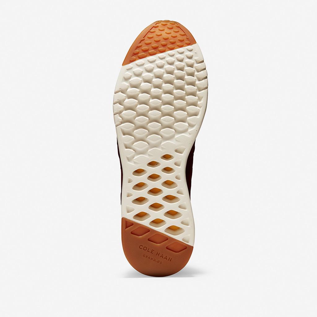 Giày Cole Haan GrandPro Classic Running – Đỏ mận