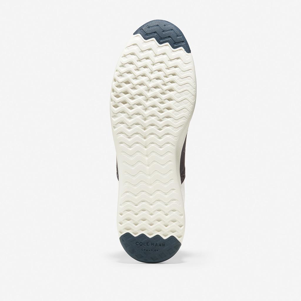 Giày Cole Haan GrandPro Tennis Sneaker (Trắng-xanh blue)