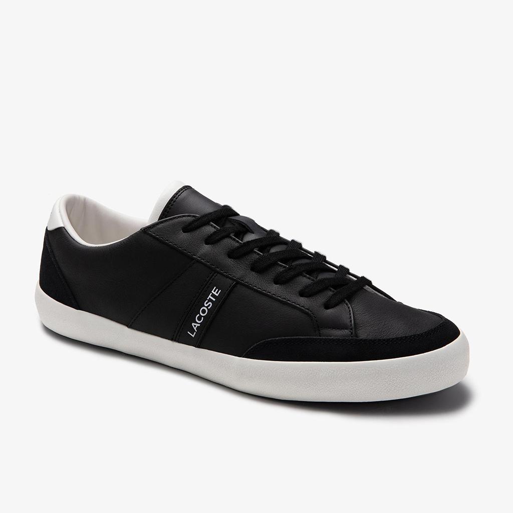 Giày Lacoste Coupole Leather 120 – Đen