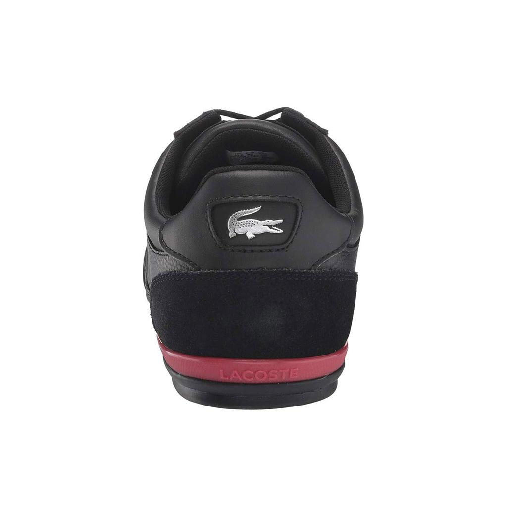 Giày Lacoste Chaymon 319 – Đen đỏ