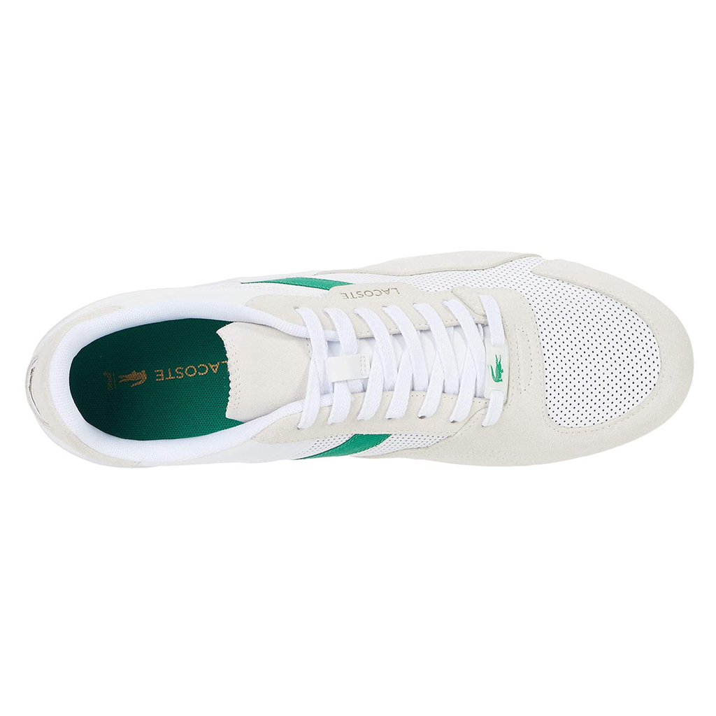 Giày Lacoste Hapona 120 – Trắng/xanh