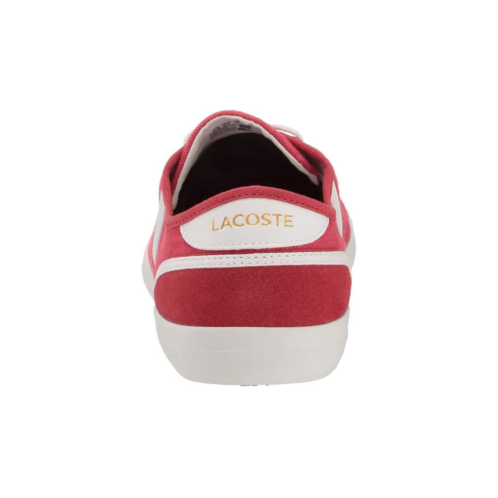 Giày Lacoste Sideline 120 – Đỏ