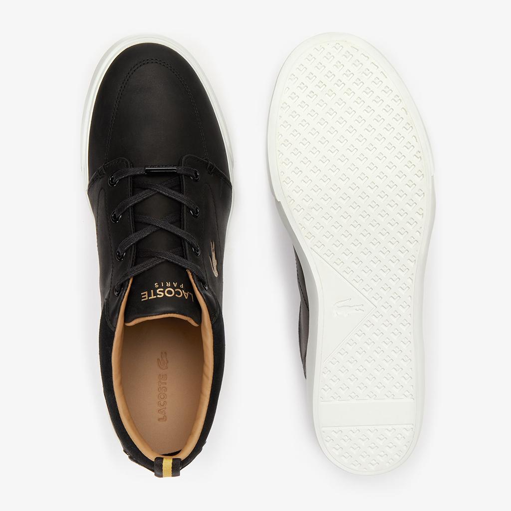 Giày Lacoste Bayliss Premium 319 (Màu Đen)
