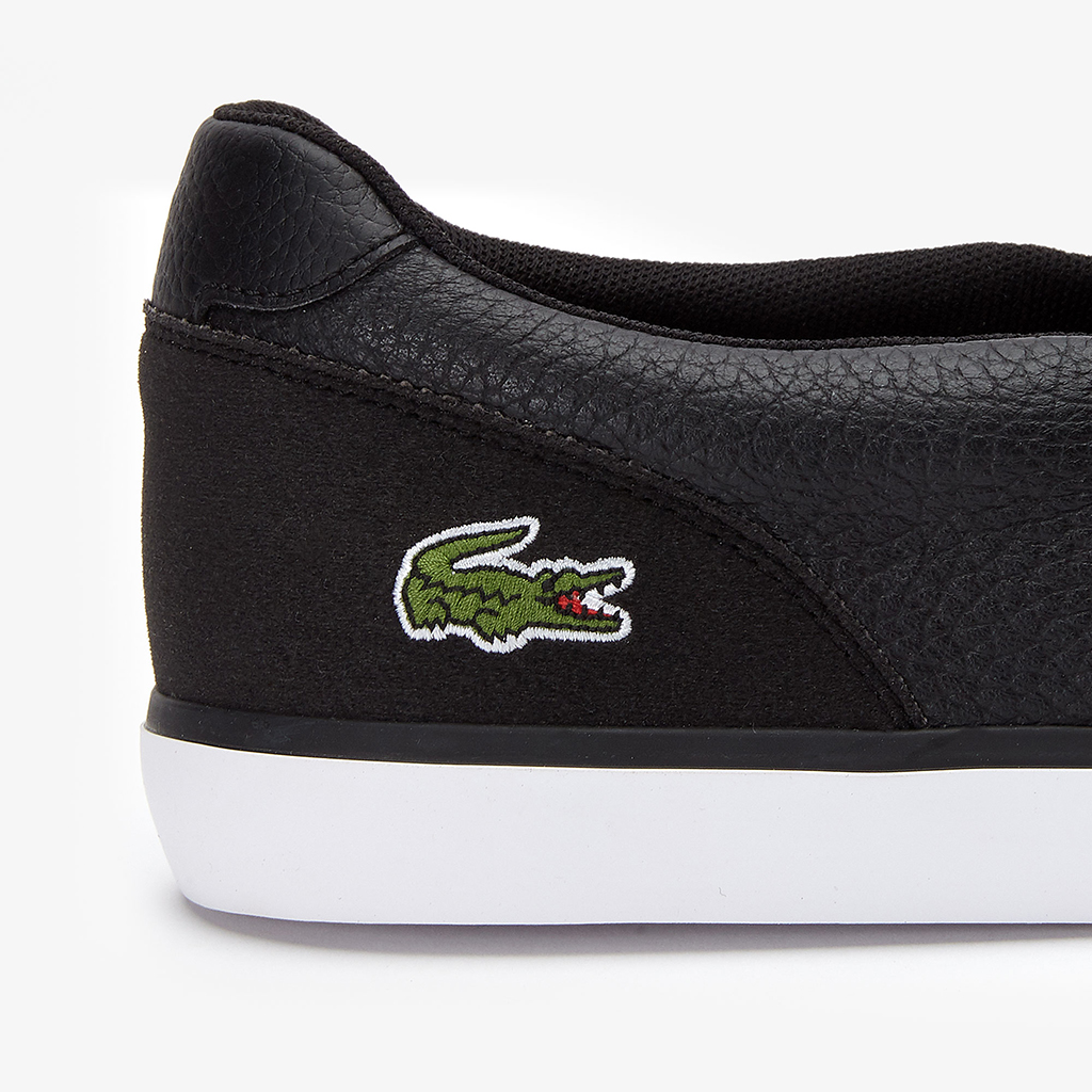 Giày Lacoste Jouer Slip 319 (Đen)