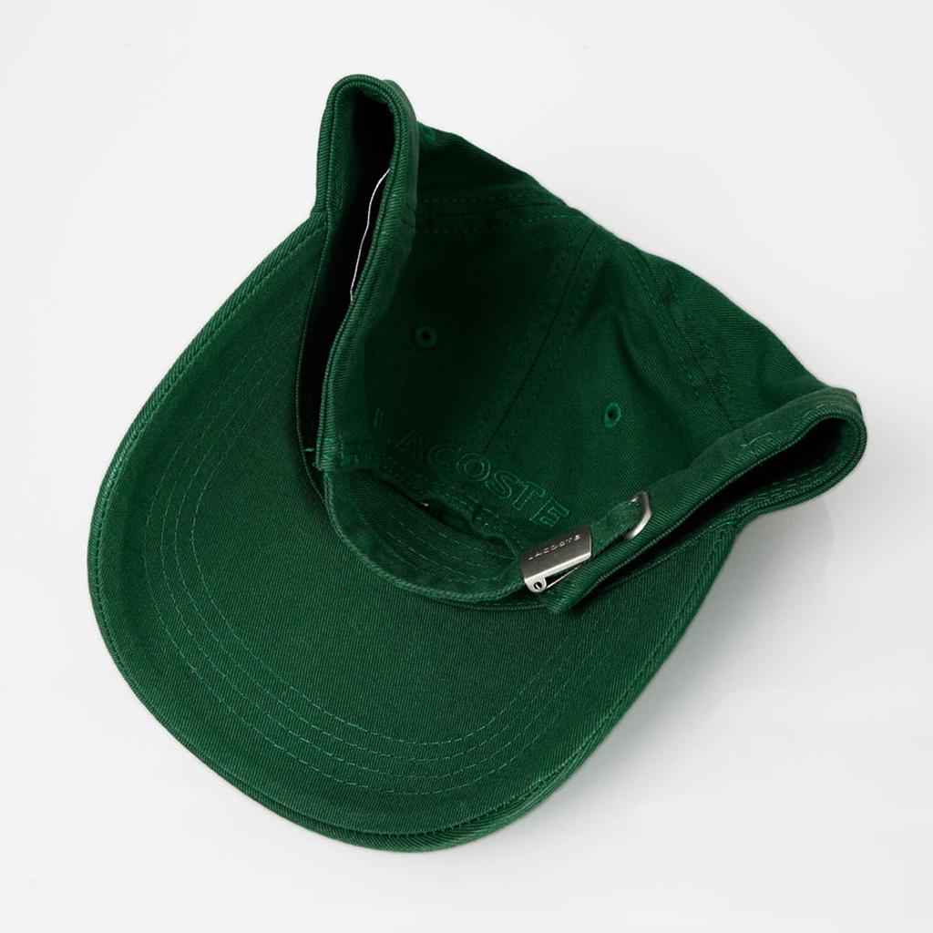 Mũ Lacoste Gabardine (Xanh)