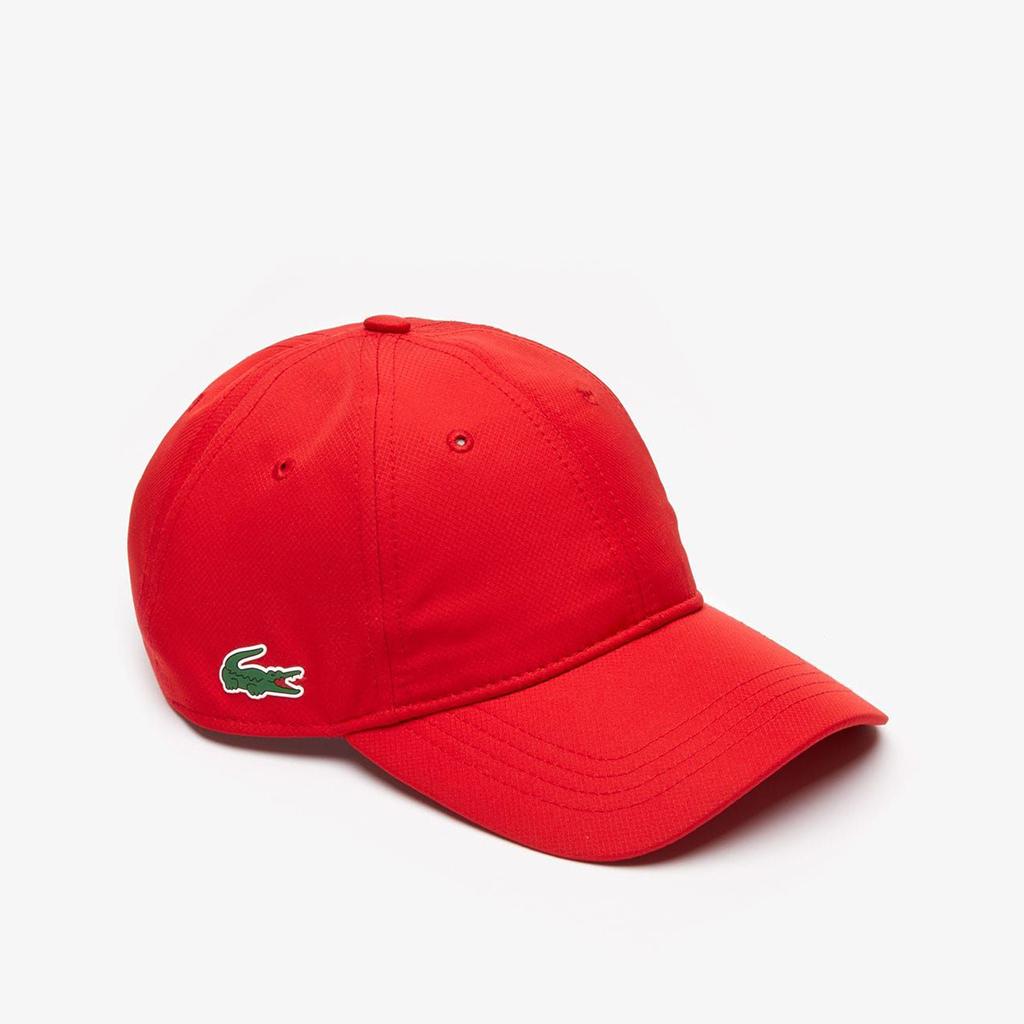 Mũ Lacoste SPORT Performance Fabric – Đỏ