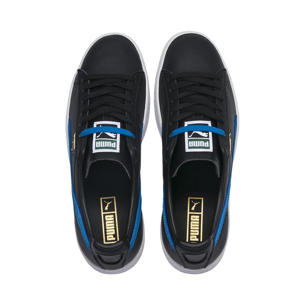 Giày Puma Clyde Core (Đen)