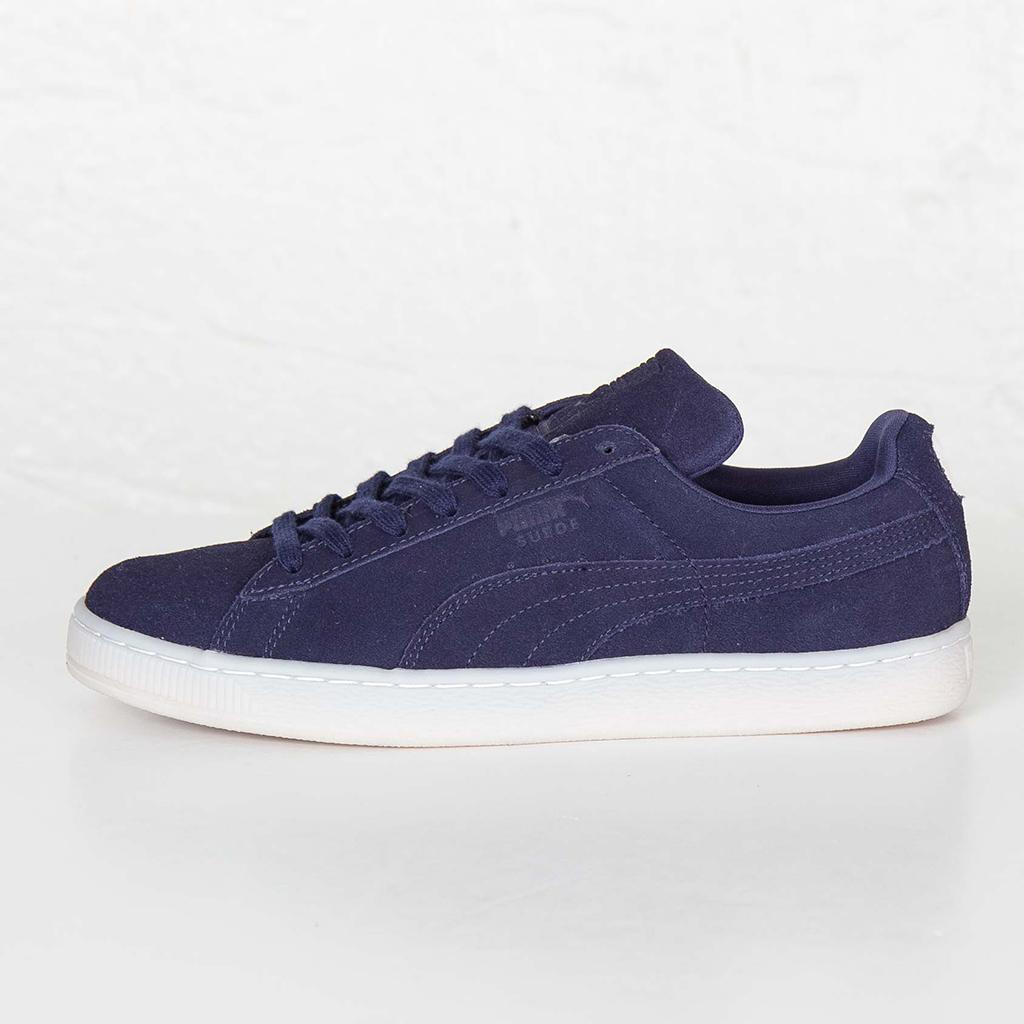 Giày Puma Suede Classic Colored (xanh blue)