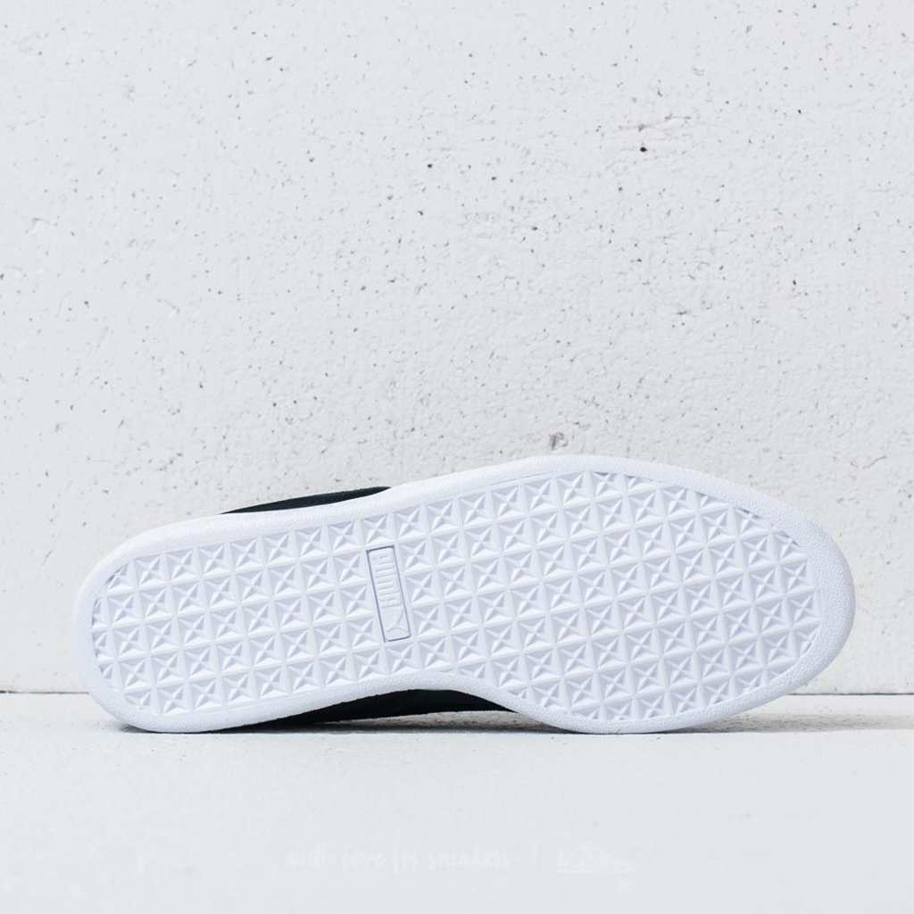 Giày PUMA Suede Classic Exposed Seams (Đen)