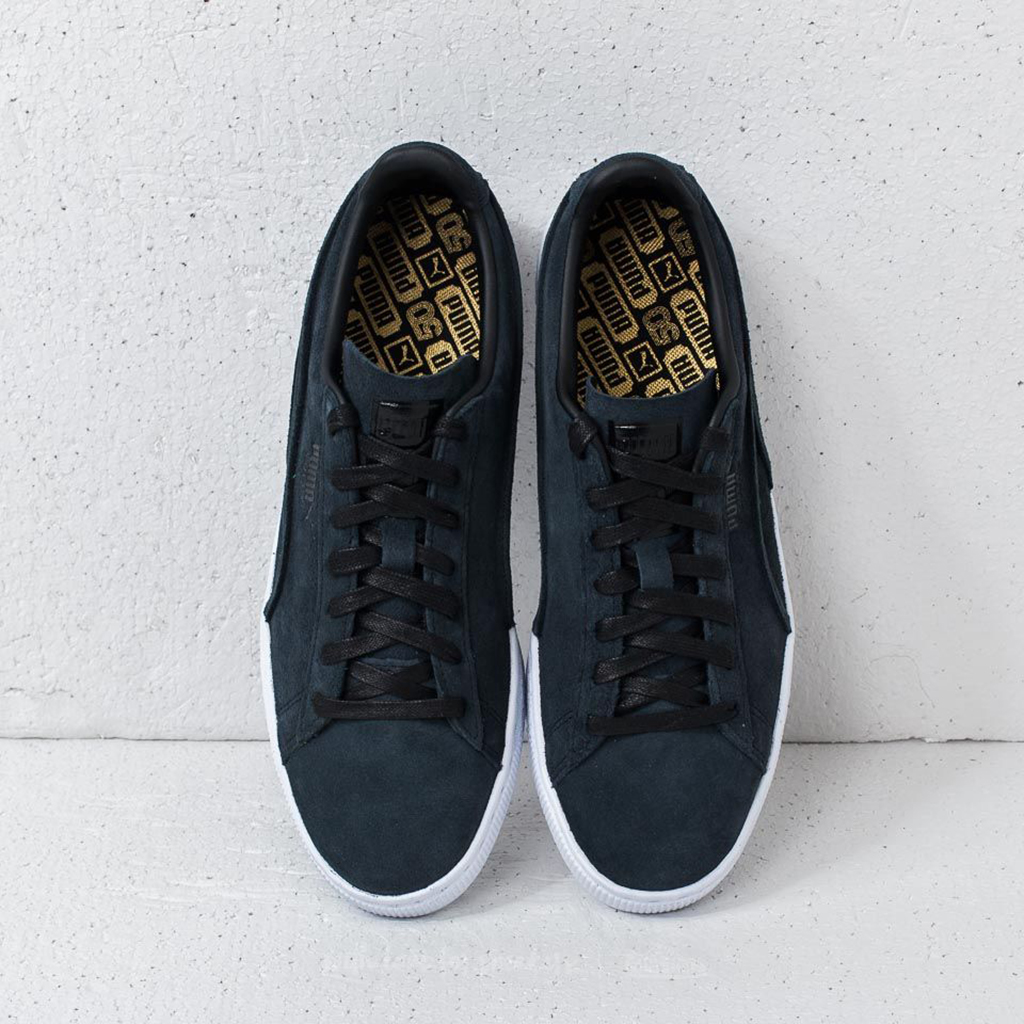 638117bd3a6 Giày PUMA Suede Classic Exposed Seams (Đen) - GIÀY LACOSTE | GIÀY ...