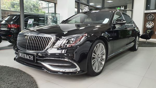 Mercedes Benz Maybach S450 2020