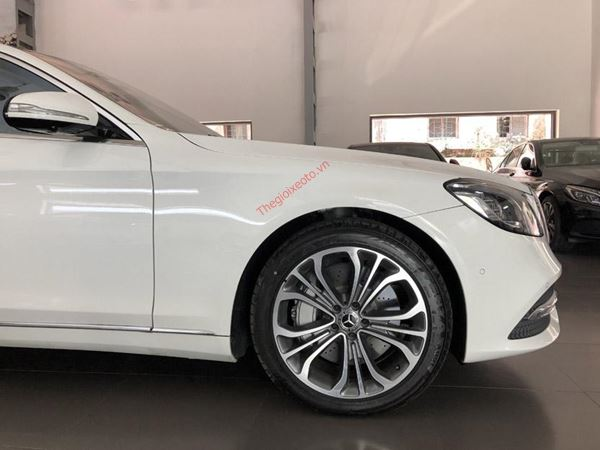lazang mercedes benz s450l luxury 2021
