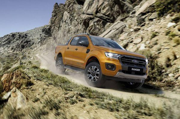 đánh giá bán tải ford ranger
