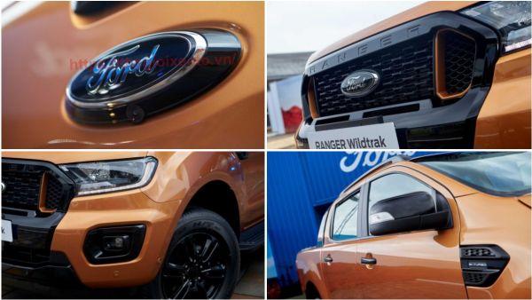 những công nghệ trên Ford Ranger 2021