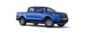 Ford Ranger màu xanh dương