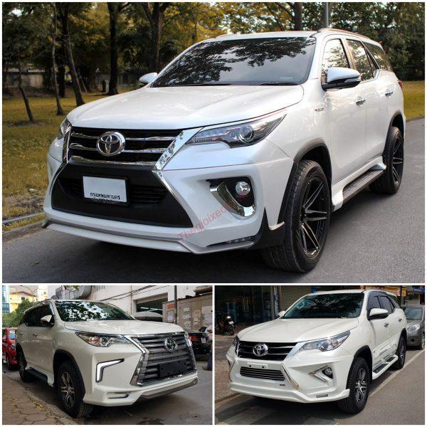 Phụ kiện đồ chơi Toyota Fortuner 2020
