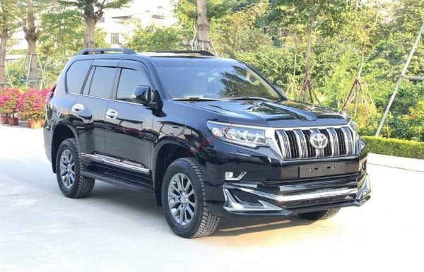 Toyota Land Cruiser Prado độ Body Kit