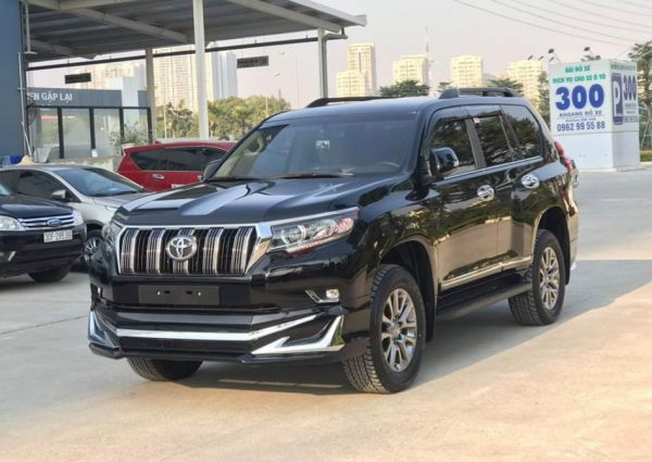 Độ Body Kit cho Toyota Land Cruiser Prado