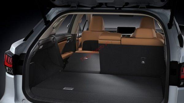khoang hành lý Lexus RX300 2021