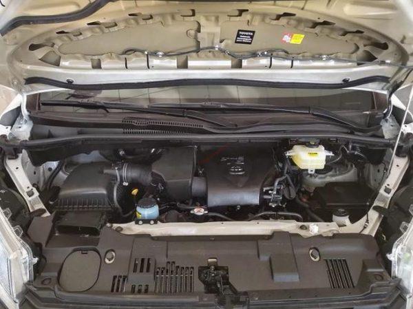 Động cơ Toyota Hiace 2021