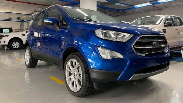Ngoại thất Ford Ecosport