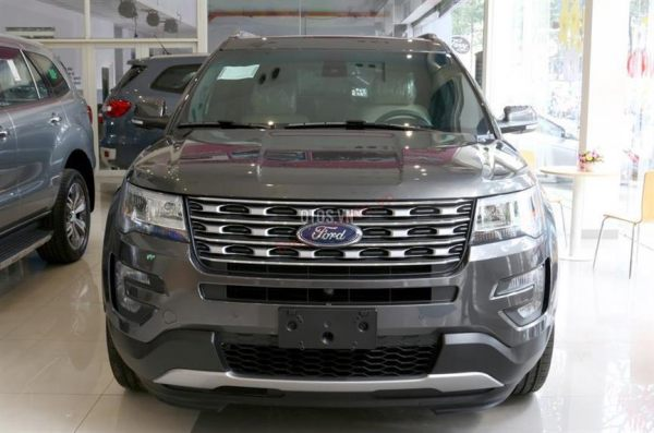 noi ngoai that ford explorer 2019