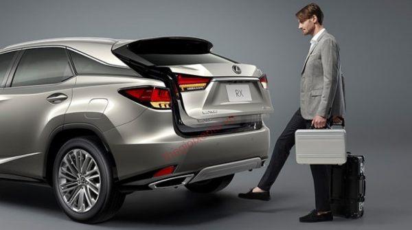 Ngoại thất Lexus RX350 và RX350L 2020