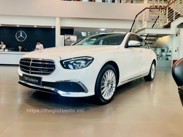 Đánh giáxe Mercedes E200 Exclusive 2021