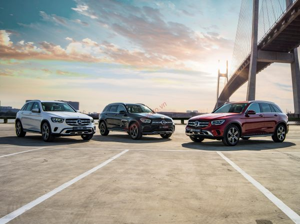 Mercedes GLC 300 4Matic 2021