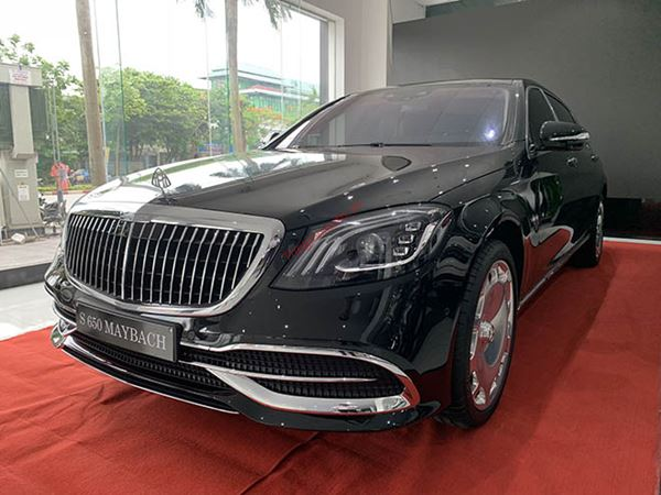 Mercedes-Benz Maybach 2021