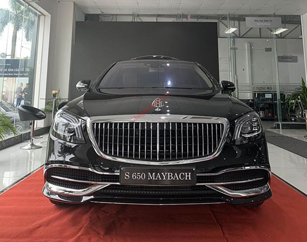 Mercedes Benz Maybach S650
