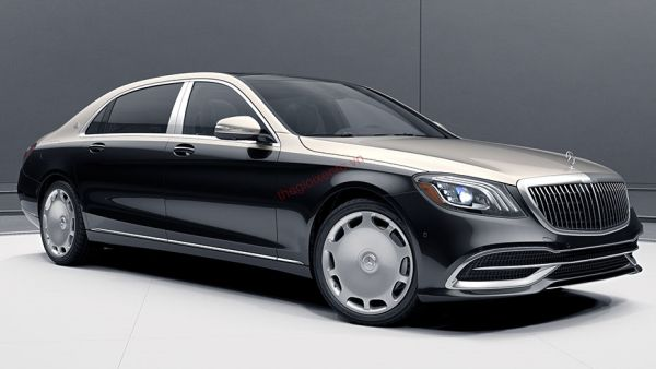 Mercedes Maybach S Class 2019