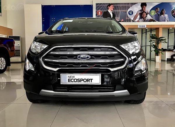 Phần đầu xe Ford Ecosport 2020