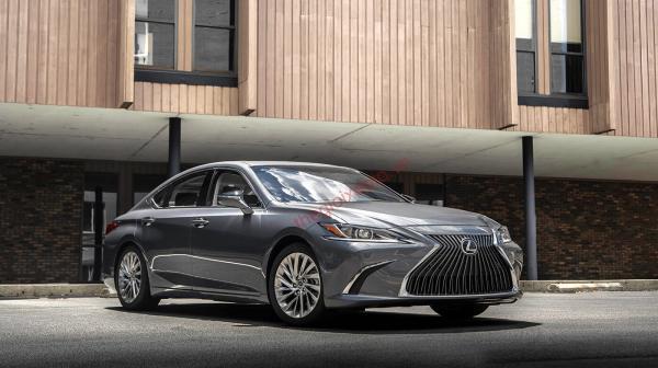 Đánh giá xe Lexus ES 250 2020