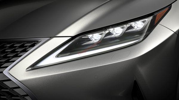 Đánh giá ngoại thất Lexus RX300 2021