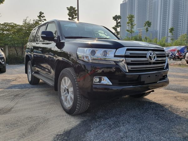 ngoại thất Toyota Land Cruiser 2020
