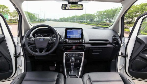 Bảng taplo xe Ford Ecosport 2020