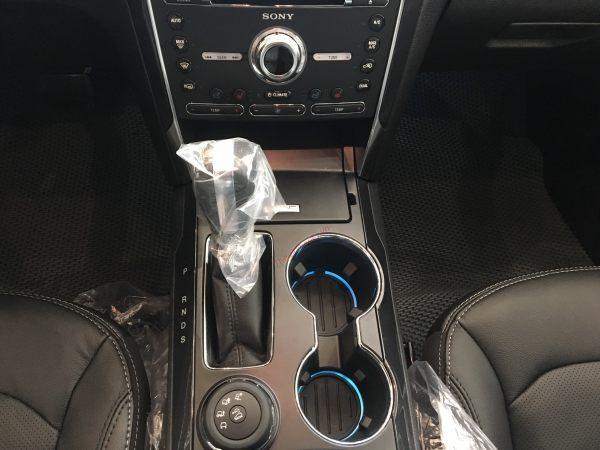 Các chế độ lái trên Ford Explorer