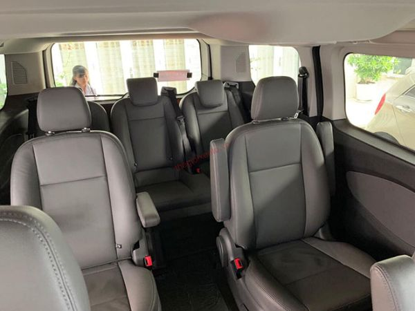 noi that Ford Tourneo 2019