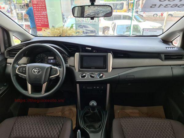 Nội thất ToyotaInnova 2.0E 2021