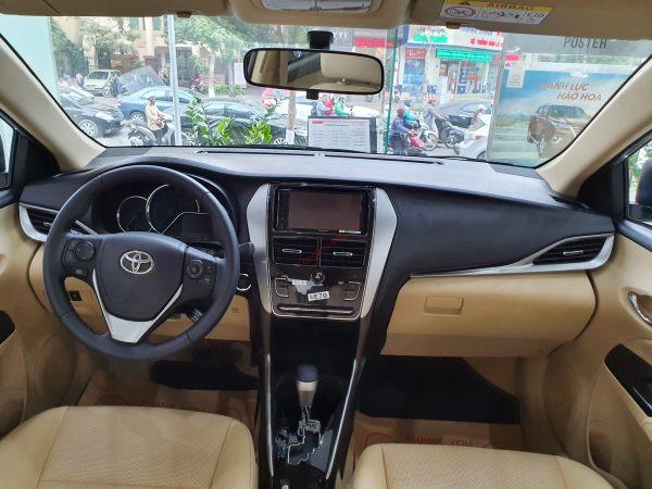 Bảng taplo xe Toyota Vios 2020