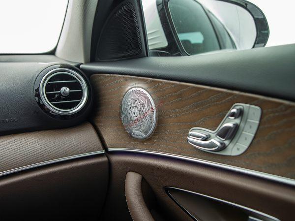 hệ thống giải trí Mercedes-Benz E200 Exclusive2021