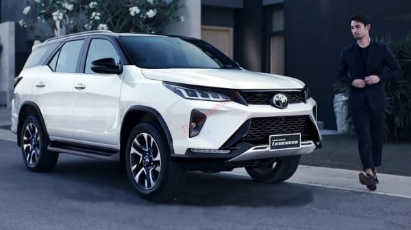 Đánh giá xe Toyota Fortuner 2021
