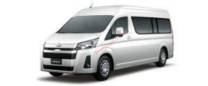 Toyota Hiace màu trắng (058)