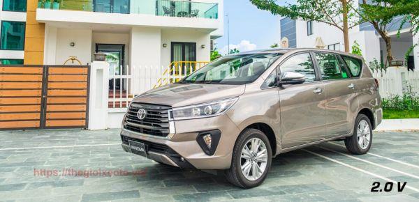 Đánh giá xe Toyota Innova 2021