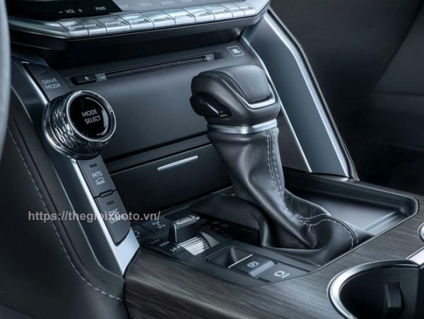 hộp số Toyota Land Cruiser 2022