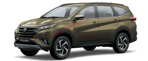 Toyota Rush màu đồng (4T3)