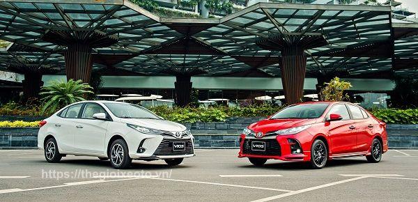 Đánh giá xe Toyota Vios 2021