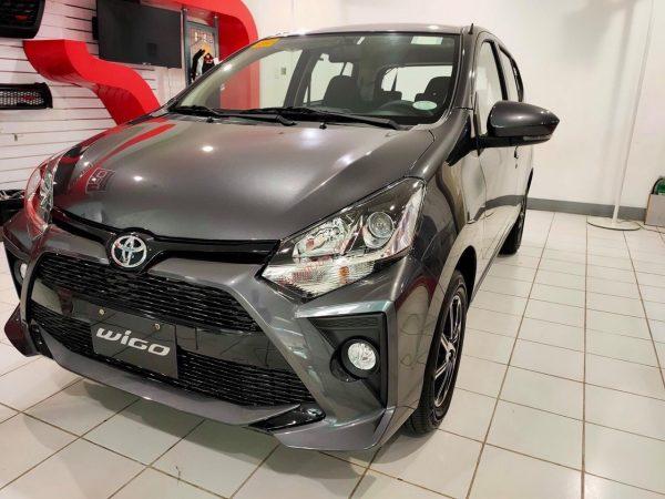 Đánh giá xe Toyota Wigo 2021nhập khẩu